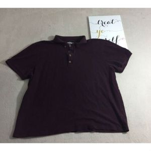 Asos Men's Casual Polo Shirt Size XXL G327